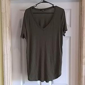 Ambiance Tops - Womens Ambiance 2X Shirt